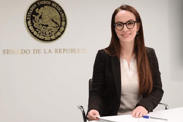 El PAN acusa que Gabriela Cuevas renunció porque no le dio una diputación