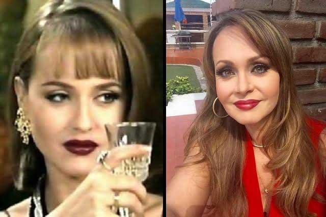 Cambios en rostro de Gabriela Spanic sorprende a internautas