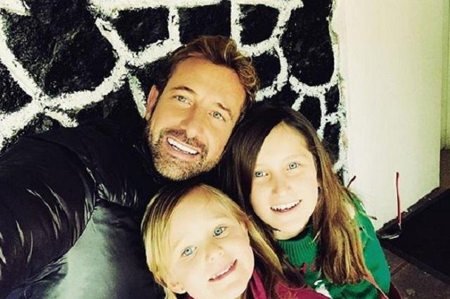 Gabriel Soto pasará Navidad con sus hijas… ¿convivirán con Irina Baeva?