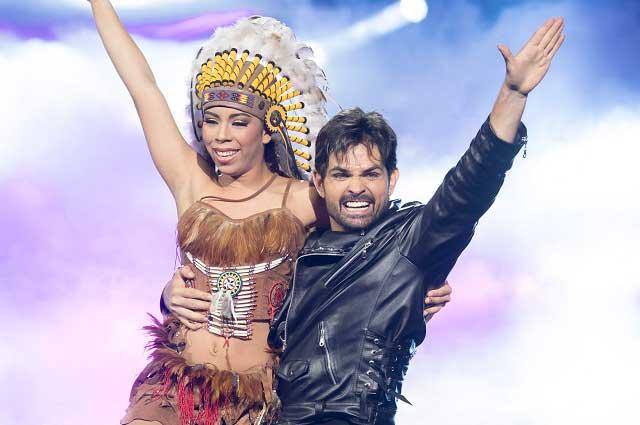 Danilo Carrera deja 'Bailando por un sueño' por enfermedad de su esposa