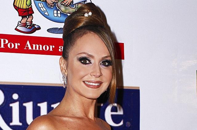 Gaby Spanic asegura que nunca ha sufrido acoso sexual en su carrera