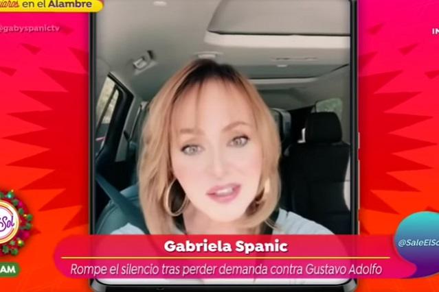 ¿Gaby Spanic acusa que hubo corrupción en demanda que perdió?
