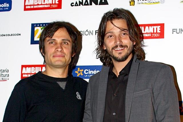 Gael García y Diego Luna abandonan su productora de cine