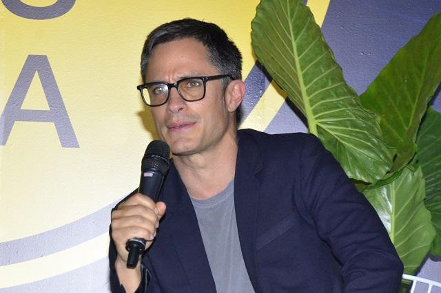 Gael García presenta proyecto en México tras éxito en Cannes