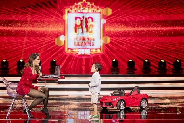 FOTOS Así se vivió Pequeños Gigantes 2019 en primera gala