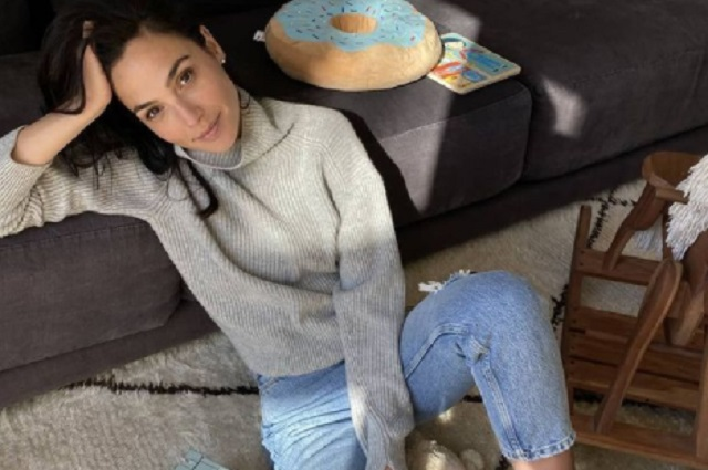 Gal Gadot anuncia que está embarazado por tercera vez