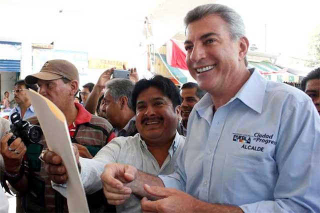 Declara Gali un patrimonio por 33.4 millones de pesos