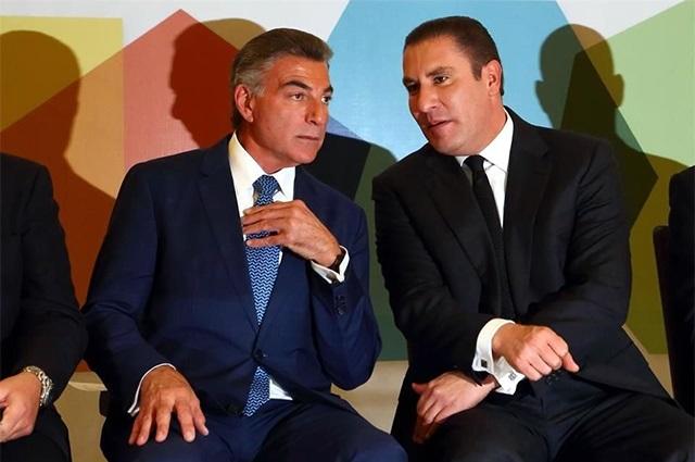 Frenan demanda de investigar corrupción con Gali y Moreno Valle