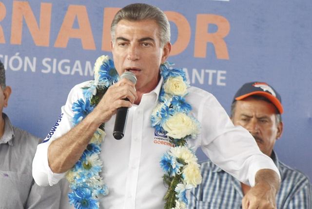 Gali prepara 7 cierres regionales; Quiroz uno con AMLO