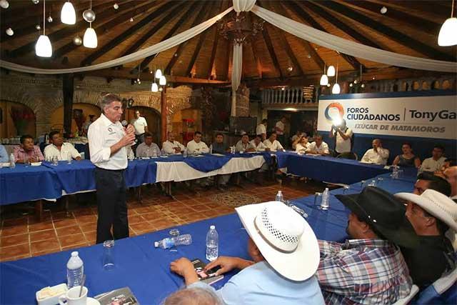 Ediles de la región de Izúcar plantean a Gali carencias en obra, salud y educación