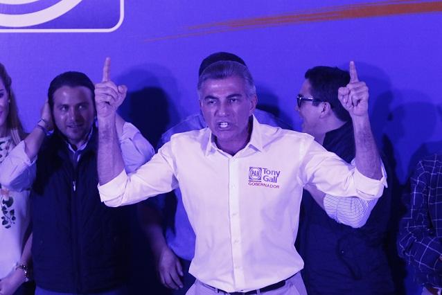 Darán constancia a Gali sin informar de conteo de votos: Morena