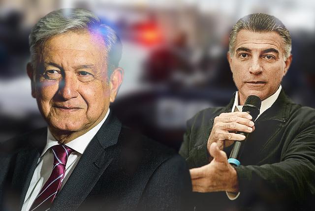 Con plan de AMLO, medición diaria de la seguridad en Puebla