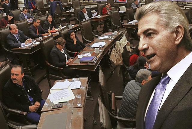 Aplica Gali dos nuevos vetos al Congreso y llegarán casos a la SCJN