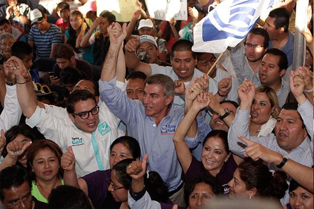 Apuesta Gali por pacto de civilidad entre candidatos para la mini