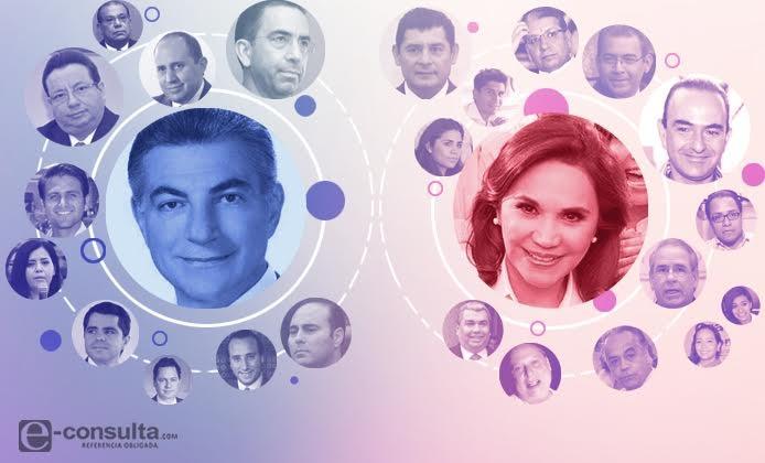 ¿Quién es quién en las burbujas de Gali y Alcalá?