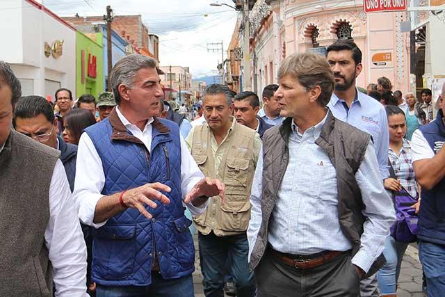 De la Madrid y Gali establecen plan para reactivar turismo