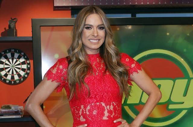 Galilea Montijo regresa este lunes a Hoy y niegan se vaya de Televisa