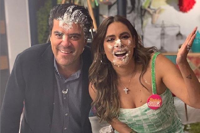 Yanet García opaca a Galilea Montijo en su cumpleaños