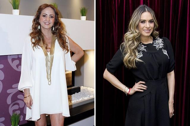 Andrea Legarreta y Galilea Montijo apoyan reacción de Camila Sodi