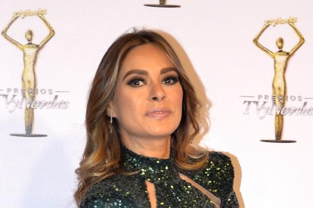 Galilea Montijo habría perdido su exclusividad en Televisa