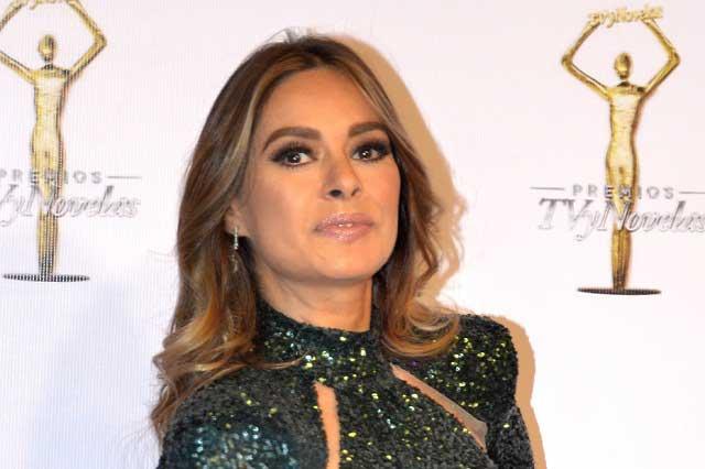 Galilea Montijo desmiente que haya perdido su exclusividad en Televisa