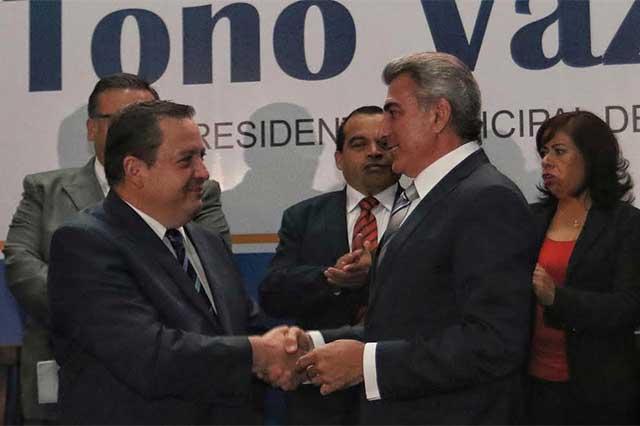 Gali anuncia inversión por más de 200 mdp para Teziutlán