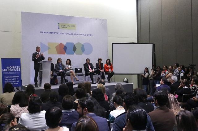 Planea la ONU mercados seguros para mujeres en Puebla