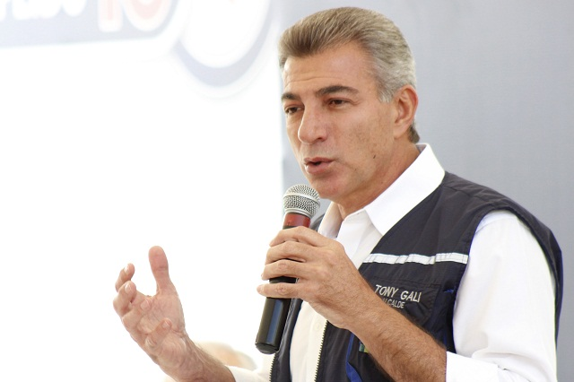 Gali se manifiesta a favor de reabrir la presidencia de Canoa