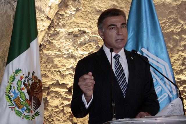 Felicita Gali a Ricardo Anaya por triunfo en el PAN