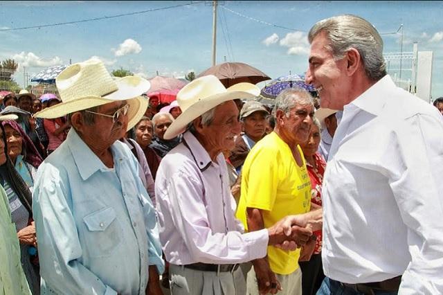 Declaran emergencia en 17 municipios de Puebla por calor