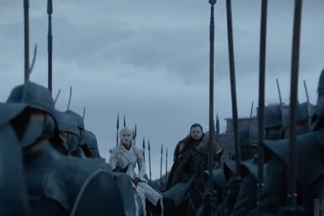 Listo el tráiler de la última temporada de Game of Thrones