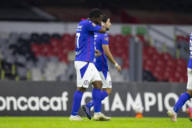Cruz Azul avanza sin problemas a semifinales de Concachampions
