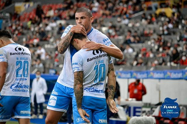 Puebla consigue ante Atlas su segunda victoria del torneo