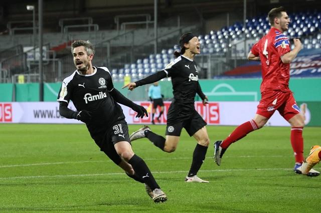 Equipo de segunda división elimina al Bayern de copa alemana