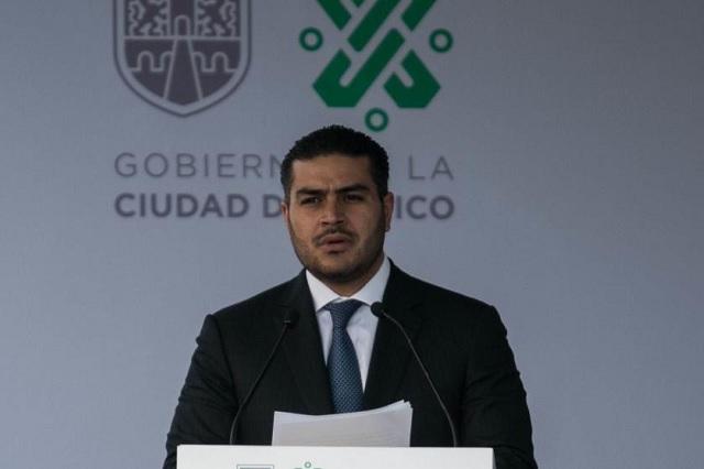 Revelan audio de García Harfuch tras presunto atentado del CJNG
