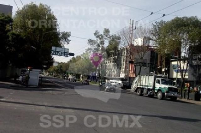 Capturan en la Plaza Garibaldi a 3 sujetos con 53 dosis de cocaína