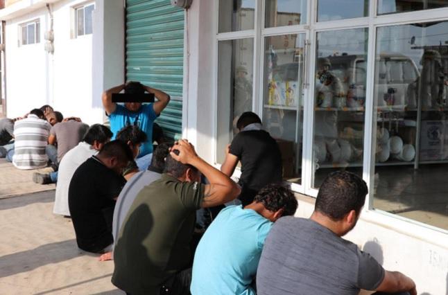 Detienen a 16 hombres con arsenal en localidad de Chignahuapan