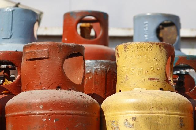 Pagan poblanos tanque de gas LP de 20 Kg a 264. 40 pesos desde  el miércoles