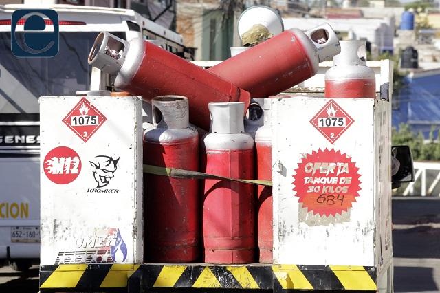 Abusos en precio del gas, por los intermediarios: gobierno