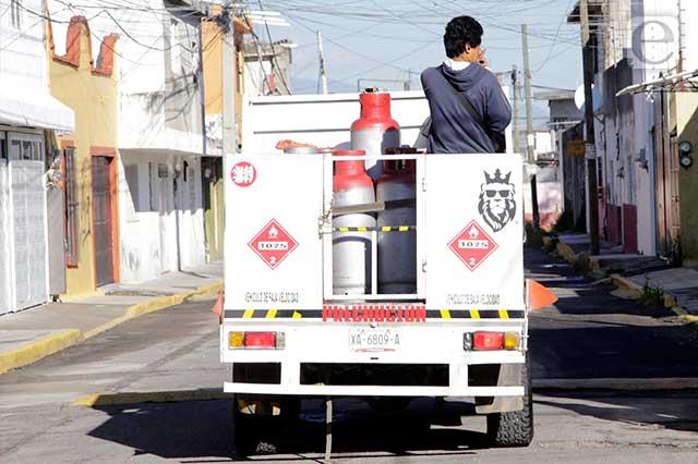 Gaseros convocan a paro indefinido en CDMX, Puebla y otros estados