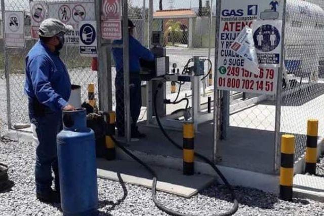 Registran asalto en Gas 1 de Atlixco