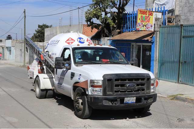 De 182 revisiones a gaseras en el año, sólo 4 fueron en Puebla