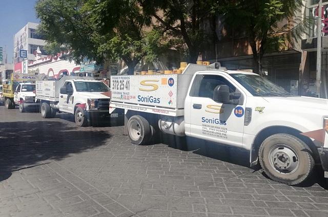 Con manifestación en Tehuacán rechazan a nueva gasera