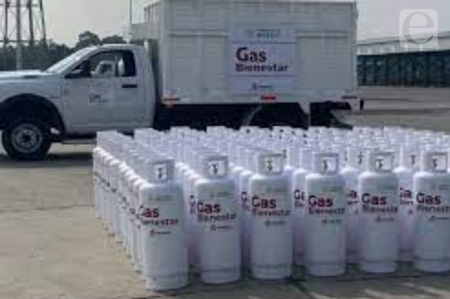 Otra vez reportan alza de Gas Bienestar en Iztapalapa
