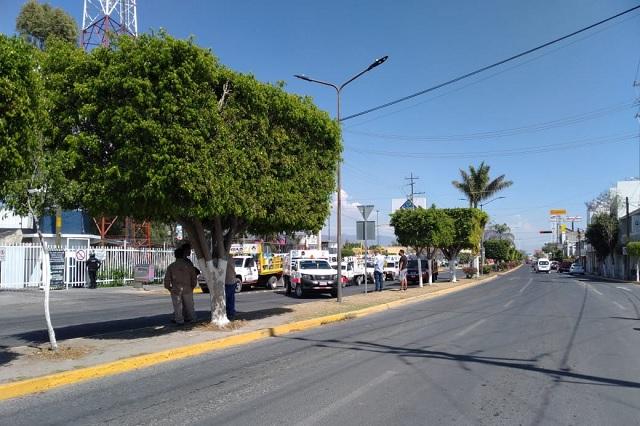 Delincuentes podrían quedar en libertad por golpes en Tehuacán