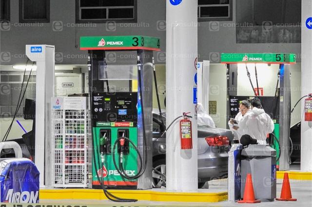 Con todo y pandemia, asaltan tres gasolineras al día en Puebla