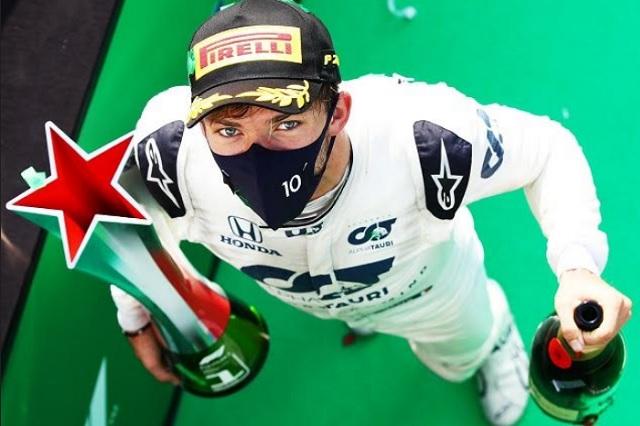 Insiste Pierre Gasly en que merecía el asiento de 'Checo' en Red Bull