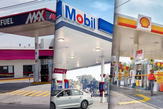 Venden más barato gasolineras del poblano Othón Muñoz
