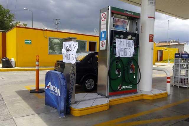 Sin servicio, gasolinera del Ecológico investigada por SAT