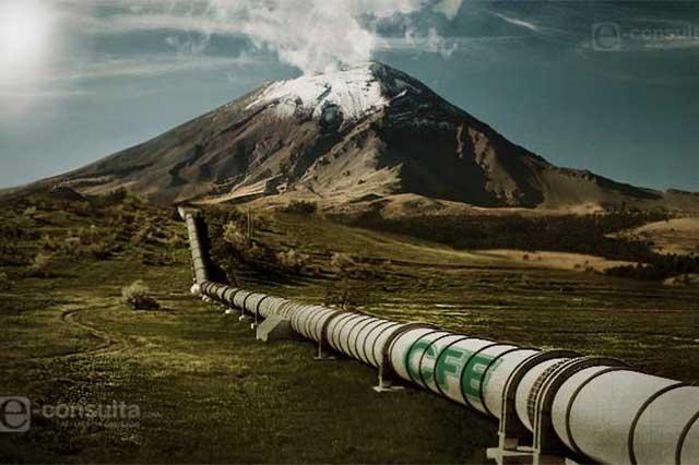 Gana Frente su tercer amparo contra el Gasoducto Morelos